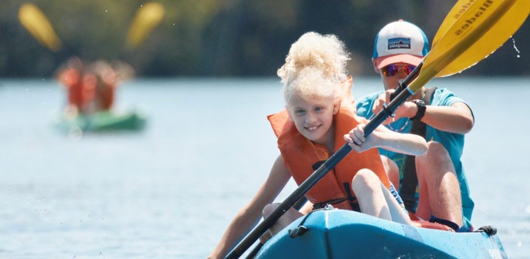 How about a family Camp-cation this summer?